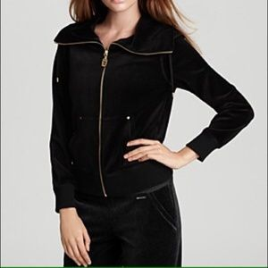 Michael Kors Velour Jacket - Large